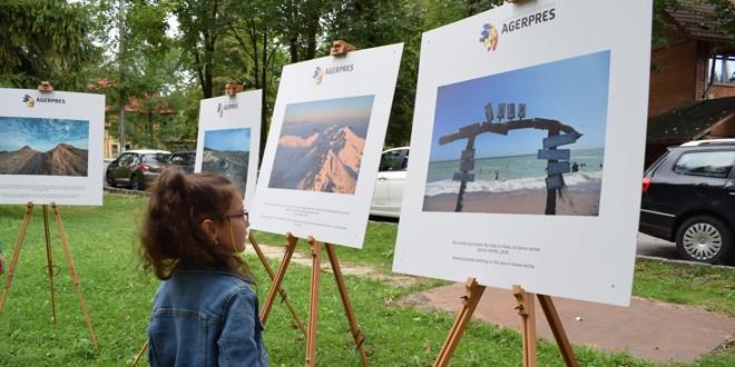 Expoziţia Agerpres la Cea1 Borsec Festival