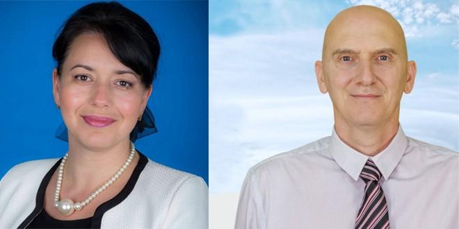 Marius Macarie şi Andra-Ramona Borş deschid listele PSD Harghita pentru alegerile parlamentare