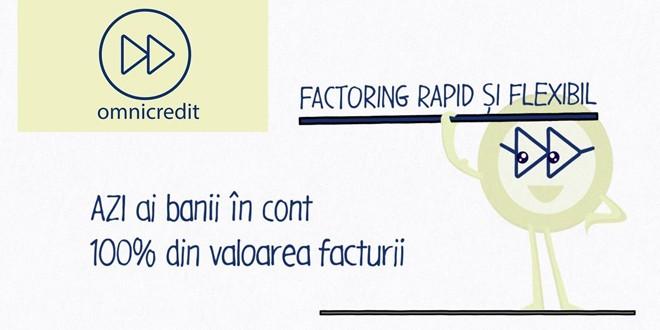 Factoring – soluţia financiară la îndemâna tuturor business-urilor