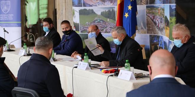 """Preşedintele Consiliului Judeţean, Borboly Csaba: """"De la Bilbor până la Băile Tuşnad toţi locuitorii sunt egali"""""""