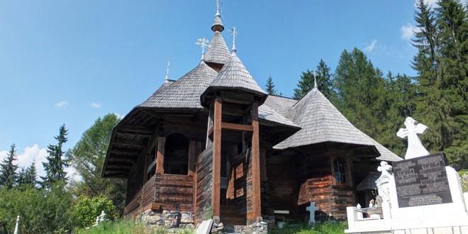 """Biserica """"Sfântul Nicolae"""" din """"Satul lui Roncan"""""""