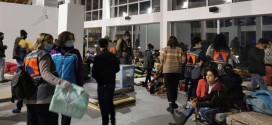 Mai mult de jumătate dintre persoanele afectate de incendiul de la Șumuleu și cazate la sala sporturilor din Miercurea Ciuc s-au întors în vechile lor locuințe