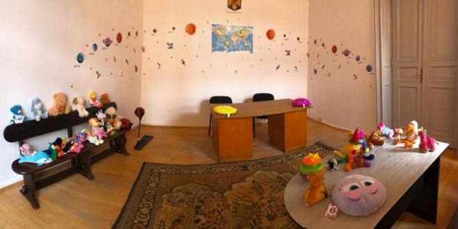 Cameră specială pentru audierea minorilor la Tribunalul Harghita