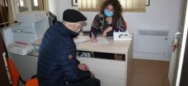 Unul din cele trei centre de vaccinare din Miercurea Ciuc, organizate în clădiri ale primăriei sau consiliului judeţean, a devenit funcţional ieri