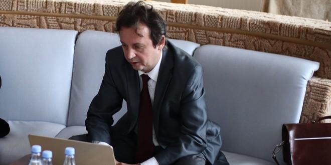Directorul Centrului Cultural Topliţa, numit oficial în funcţia de subsecretar de stat la Ministerul Culturii