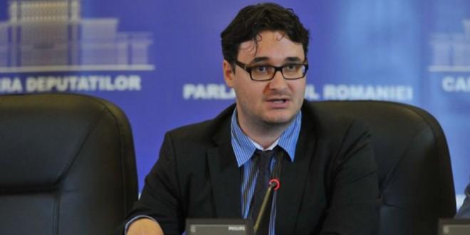Deputatul AUR Dan Tanasă propune înfiinţarea unei subcomisii pentru problemele românilor din Harghita, Covasna şi Mureş