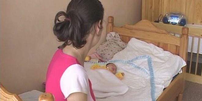 72 de minore din Harghita au adus pe lume copii anul trecut