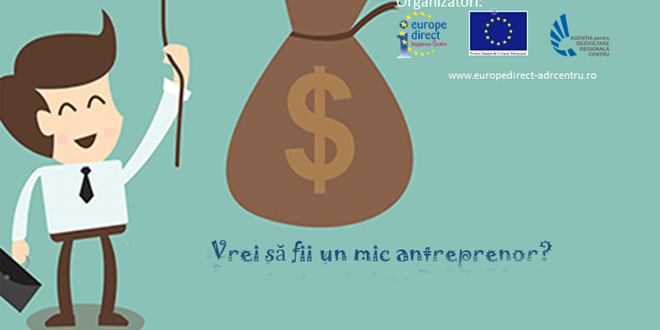 Vrei să fii un mic antreprenor?