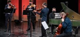 <h5><i>Duminică, în Cinematograful Miercurea Ciuc:</i></h5> Triosonate de Bach în interpretarea ansamblului Concerto Spiralis