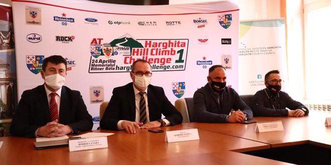 Mâine, la Harghita-Băi: Campionatul Naţional de viteză în coastă 2