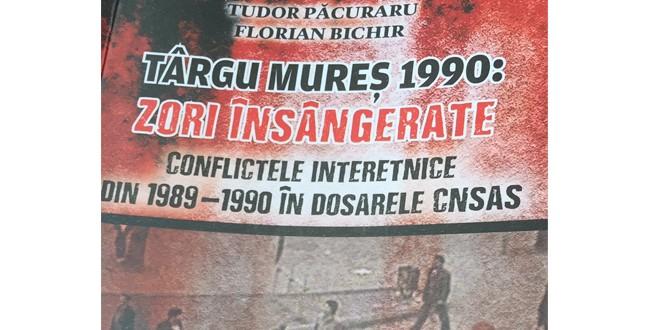 Acum se ştie: evenimentele din martie 1990 din Târgu Mureş au fost premeditate şi provocate de Ungaria (1)