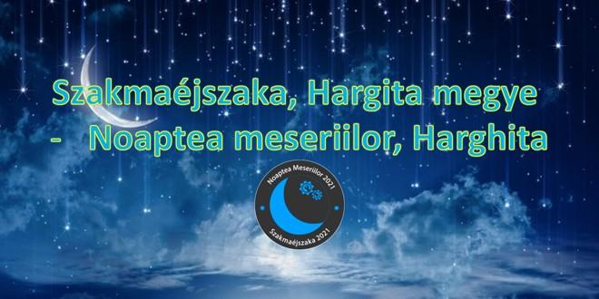 Noaptea Meseriilor, un eveniment de orientare profesională organizat online, în premieră în Harghita