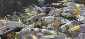 Peste 70 de tone de sticlă au fost colectate cu ocazia campaniei desfăşurate în luna aprilie de către operatorul de salubritate