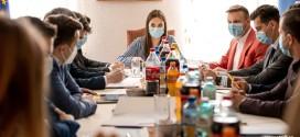 Tinerii liberali din regiunea Centru, preocupaţi de viitorul european al României