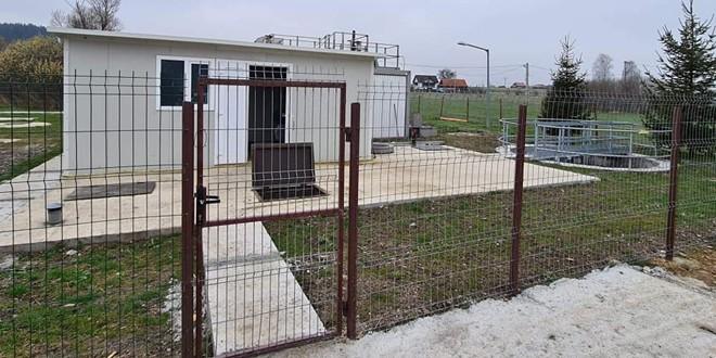 Staţia de epurare a comunei Gălăuţaş, proiect recent finalizat