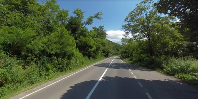 Circulaţie restricţionată pe DN 13A, între Corund şi Lupeni