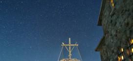 Primele observaţii astronomice profesioniste pe Vârful Athon (Muntele Athos) aparţin unui român din Harghita