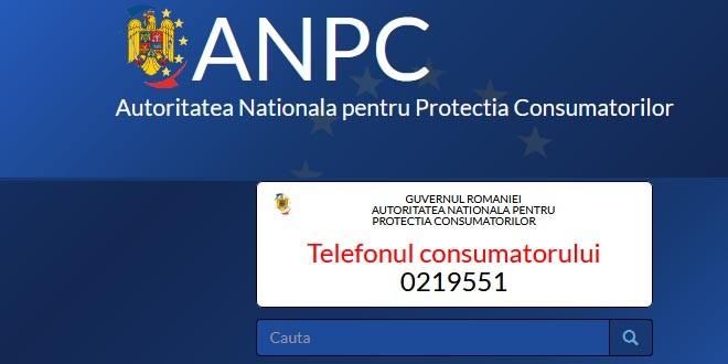 Amenzi în valoare totală de peste 800.000 lei, aplicate de comisarii pentru protecţia consumatorilor