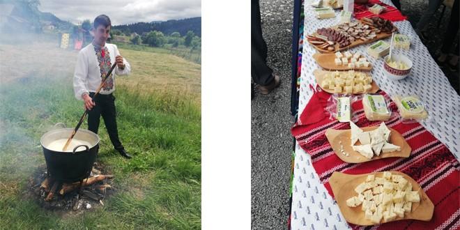 Festivalul Brânzei – Corbu, iulie 2021