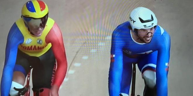 Novak Eduard, a patra medalie paralimpică din carieră