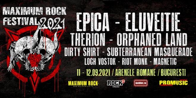 Maximum Rock Festival, unul dintre cele mai importante evenimente din acest an pentru iubitorii muzicii rock se pregătește de start
