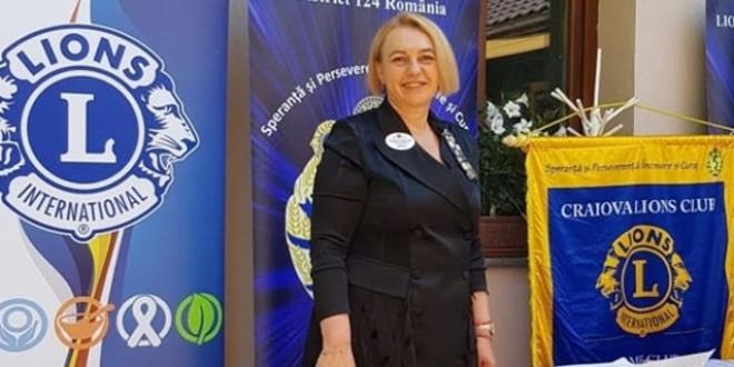 """<h5><i>Guvernatorul Districtului 124 LIONS România, în Miercurea Ciuc:</i></h5> """"Scopul nostru principal este acela de a susţine şi ajuta persoanele aflate în dificultate, dar şi acela de a face o diferenţă pozitivă în comunităţile noastre"""""""