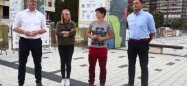 <h5><i>Running Festival Miercurea Ciuc:</i></h5> Gabriela Szabó: Sportul nu înseamnă doar performanță, sportul înseamnă mișcare, socializare, prietenie și, mai mult decât atât, sportul unește oameni
