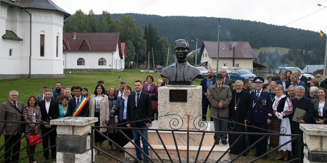 Octavian Codru Tăslăuanu – Cetăţean de Onoare post mortem al comunei Bilbor (II)