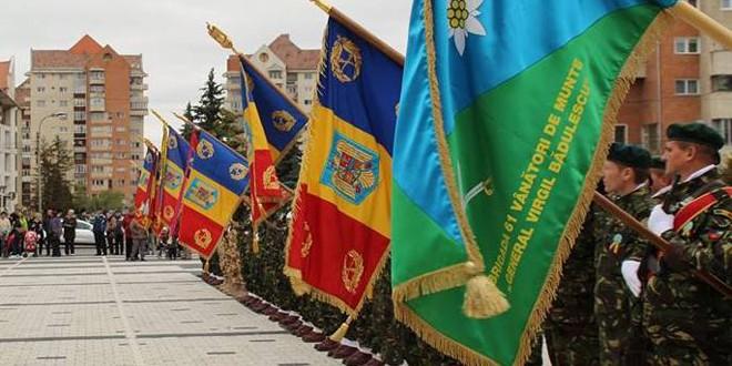 """<h5><i>Până pe 14 octombrie:</i></h5> Manifestări dedicate aniversării a 30 ani de existenţă a Brigăzii 61 Vânători de Munte """"General Virgil Bădulescu"""""""